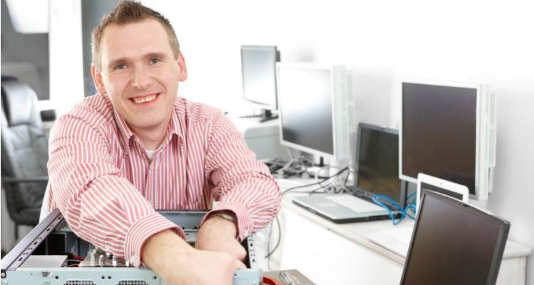 Support informatique en atelier